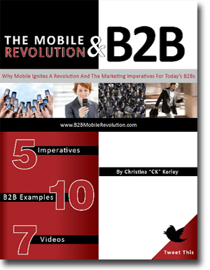 eBook: The Mobile Revolution & B2B