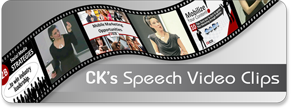 Mobile Marketing Speech Clips